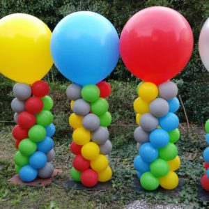 Ballon pilaren